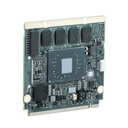 Qseven modules computer on module embedded computers