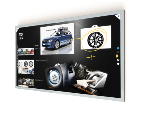 PID Displays for digital signage
