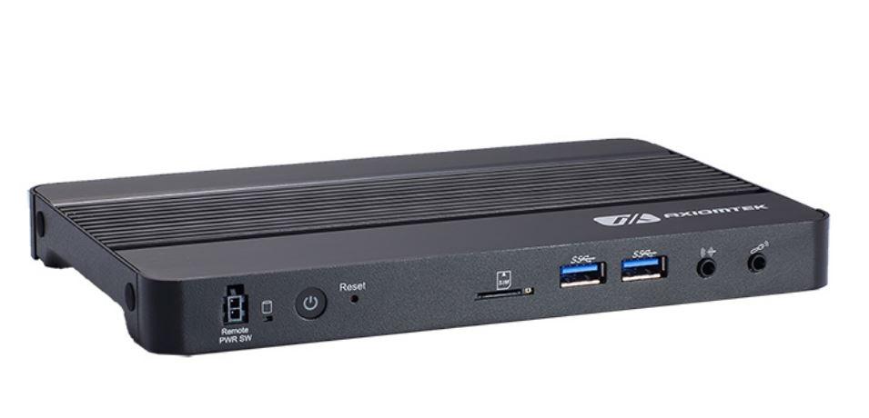 Ultra Thin 4K Digital Signage Player