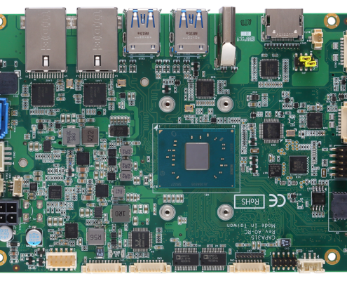 Motherboard CAPA 3.5
