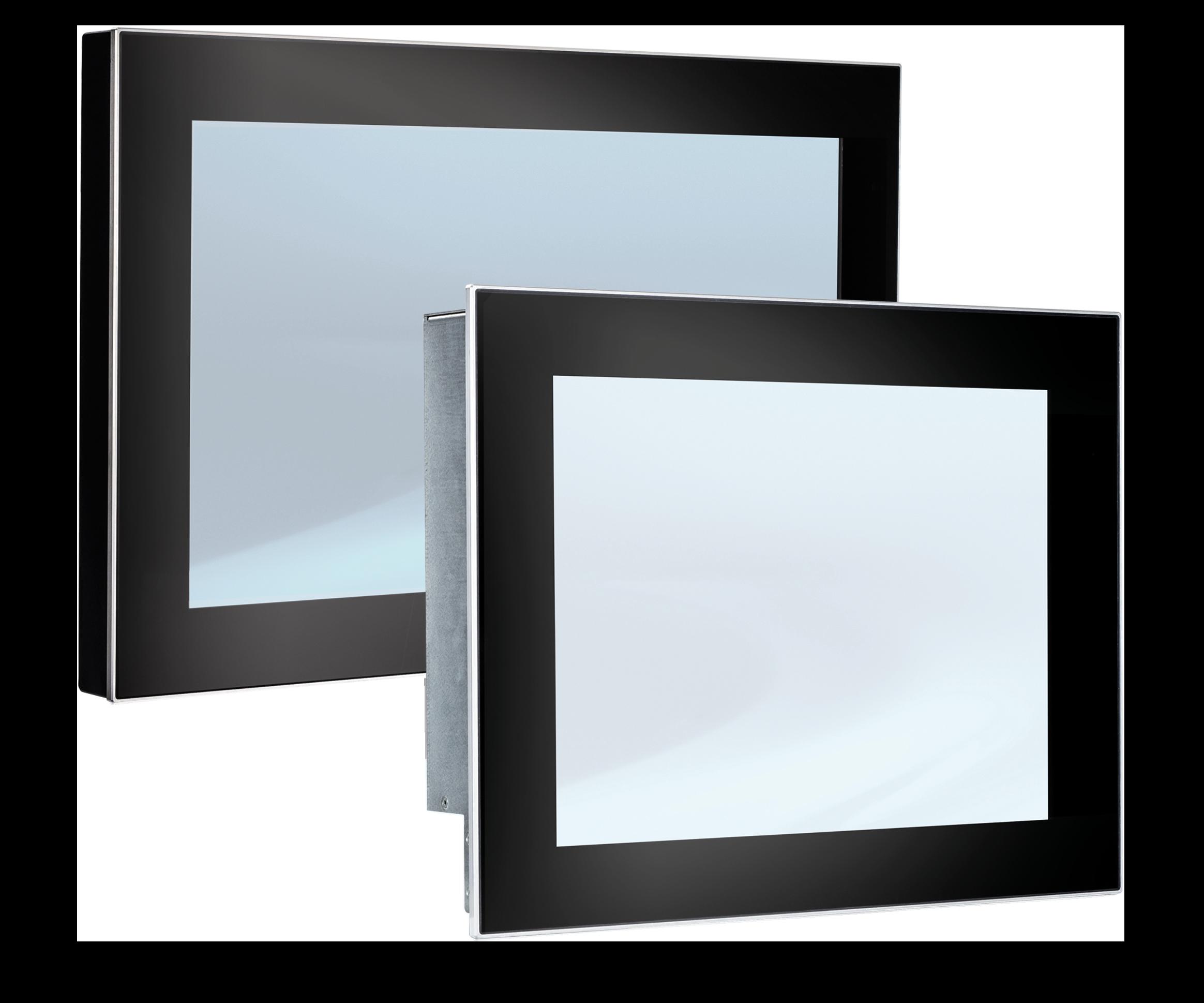 FlatClient industrial Panel PCs