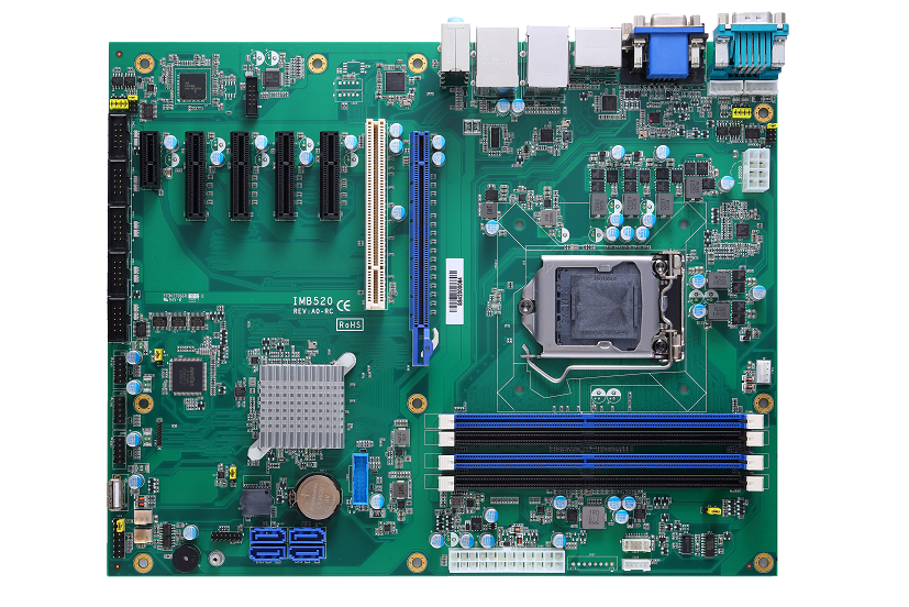 Motherboards ATX IMB520