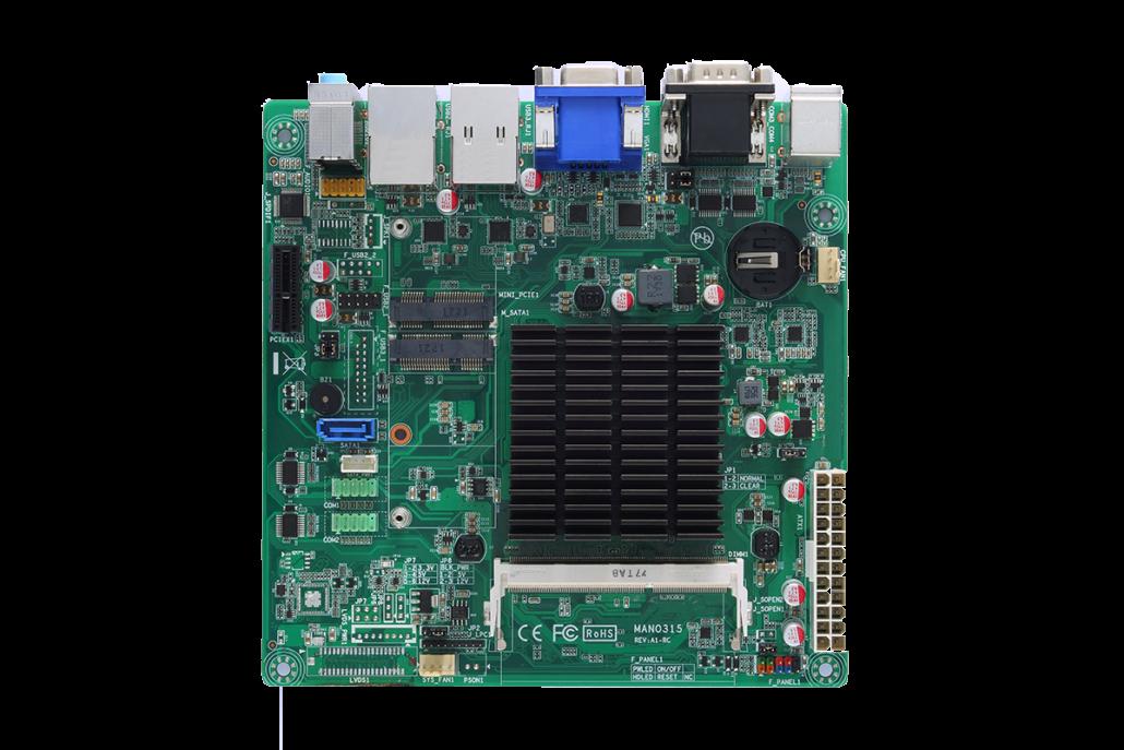 Motherboards Mini ITX MANO315