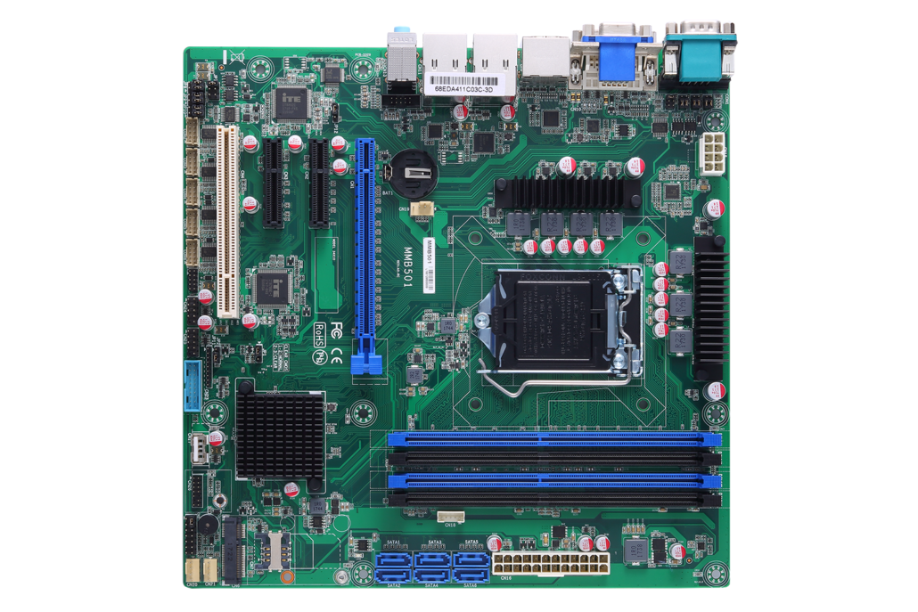 Motherboards Micro ATX MMB501