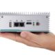Fanless Edge System eBOX560-900-FL on hand