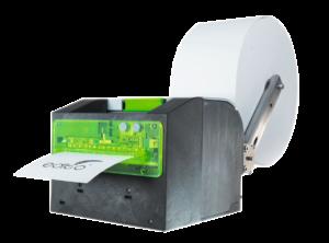 Seiko thermal printer kiosk