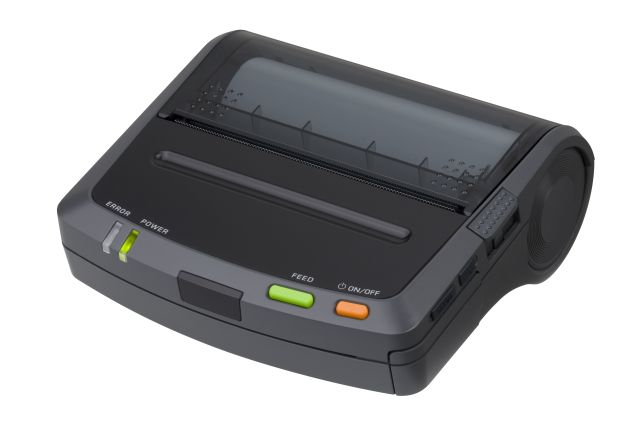 Seiko mobile printer