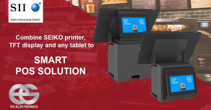 SEIKO POS printer pos solution