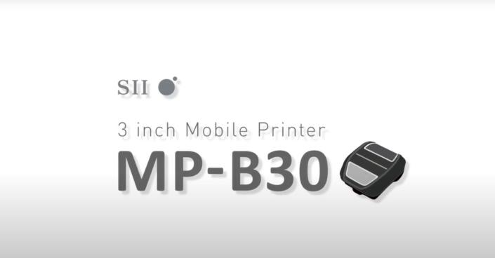 Seiko Instruments MP-B30